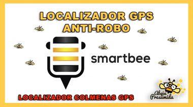 SmartBee 🐝🧡🎥 GPS Localizador Anti – Robo