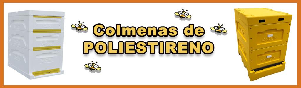 Colmenas de Poliestireno