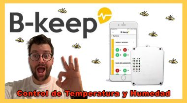 B-Keep 🐝🧡🎥 Evolución de tus Colmenas